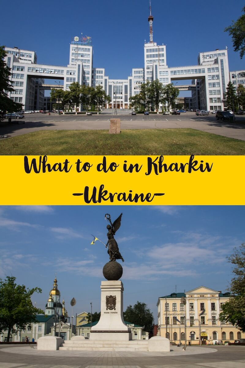 Sights of Kharkov - what to see 12
