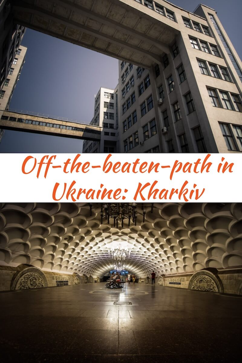 What to do in Kharkiv, Ukraine