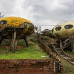Abandoned Taiwan: The Futuro Village at Wanli AKA UFO Houses