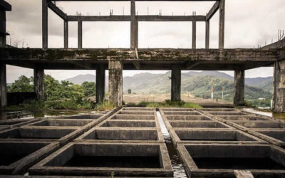 Abandoned Thailand: Unfinished Hotel in Ranong