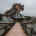 Abandoned Vietnam: Ho Thuy Tien Water Park in Hue, Vietnam