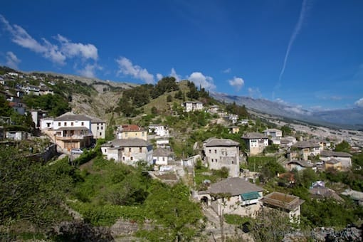 Travel Blog with posts featuring Albania