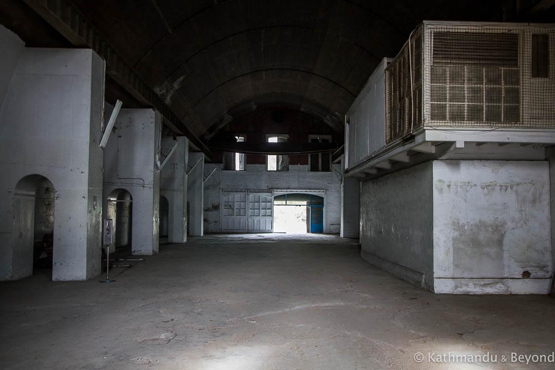Former Japanese Navy Fongshan Communication Centre Kaohsiung Taiwan-13