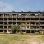 Abandoned Cambodia: Former Military Housing in Kompong Chhnang