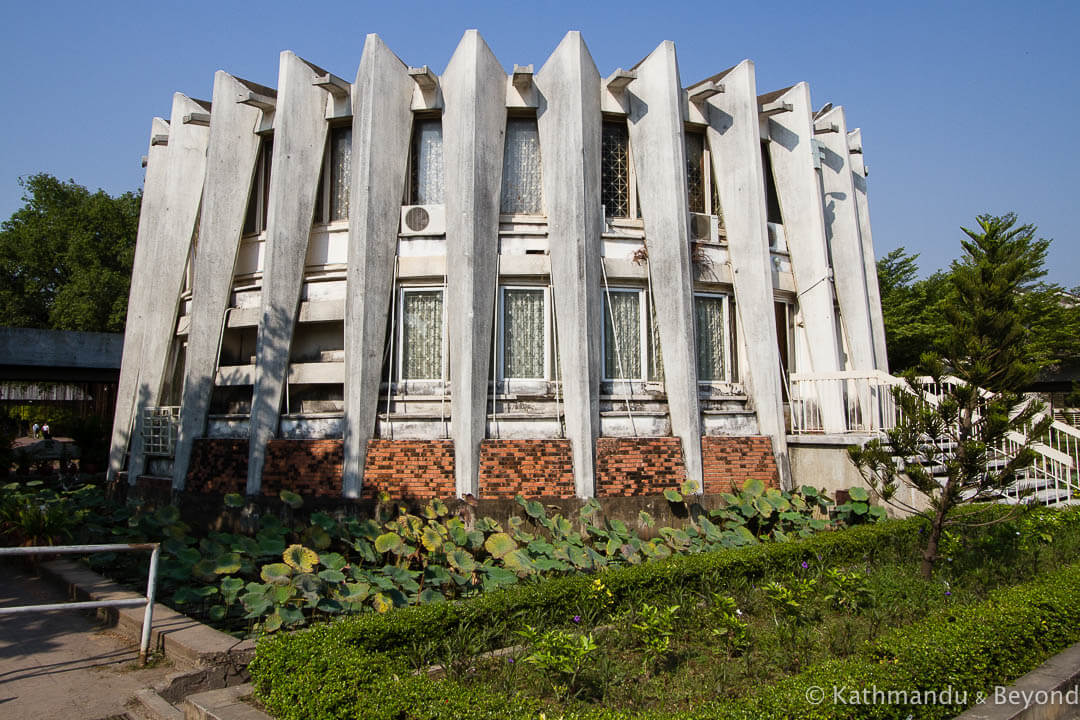 French Library Institute of Foreign Languages Royal University of Phnom Penh Phnom Penh Cambodia_