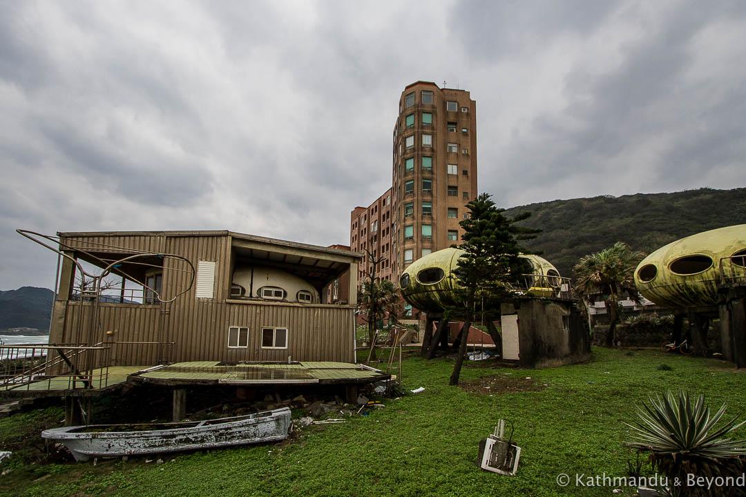 Futuro Village Wanli Taiwan-32