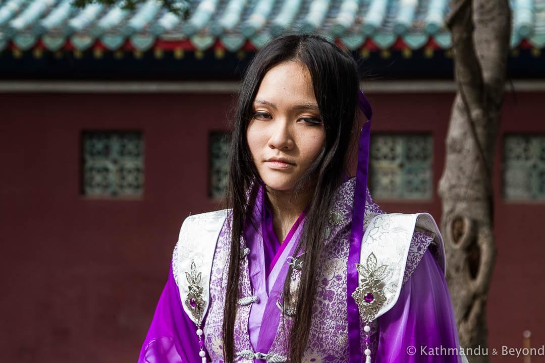 Koxinga Ancestral Shrine Tainan Taiwan-8
