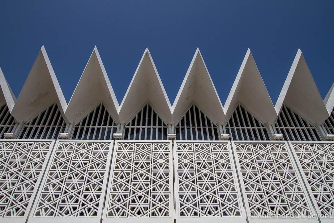 National Mosque of Malaysia Kuala Lumpur Malaysia-4
