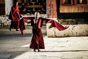 Photographs of Bhutan