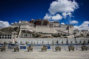 Photographs of Tibet