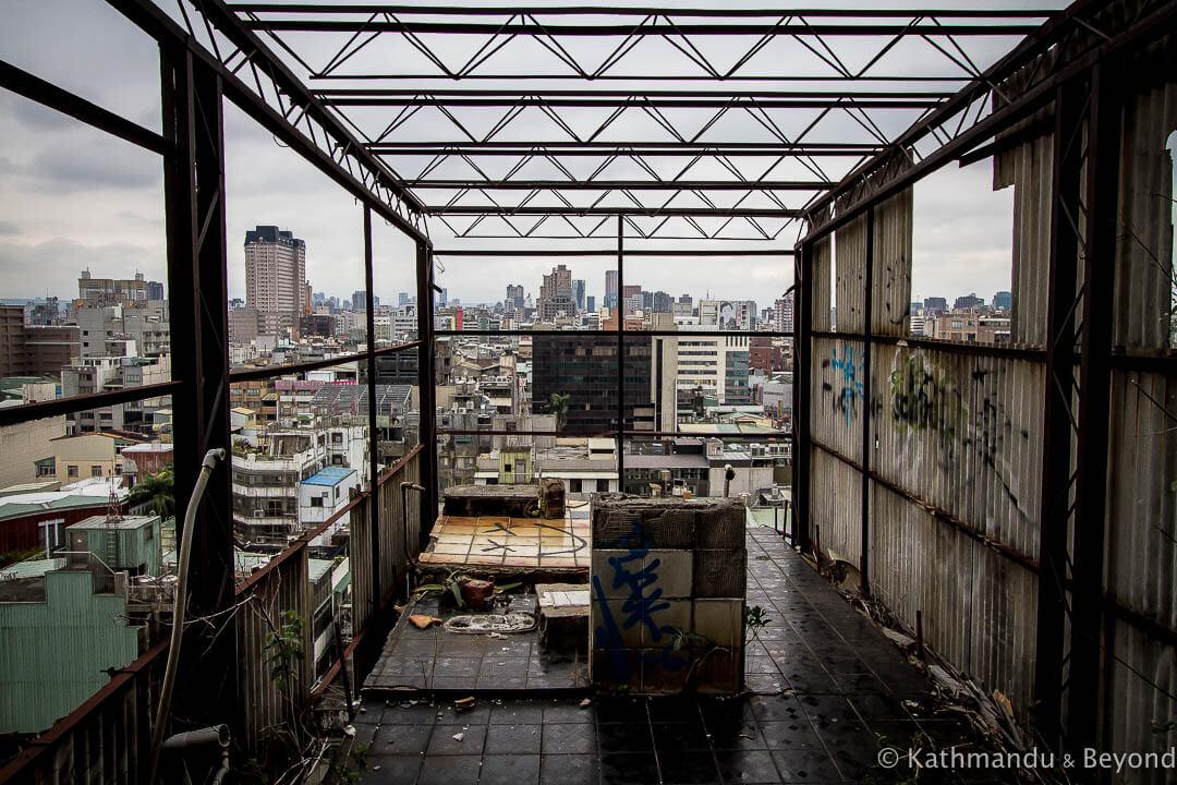 Qianyue Building Taichung Taiwan-47