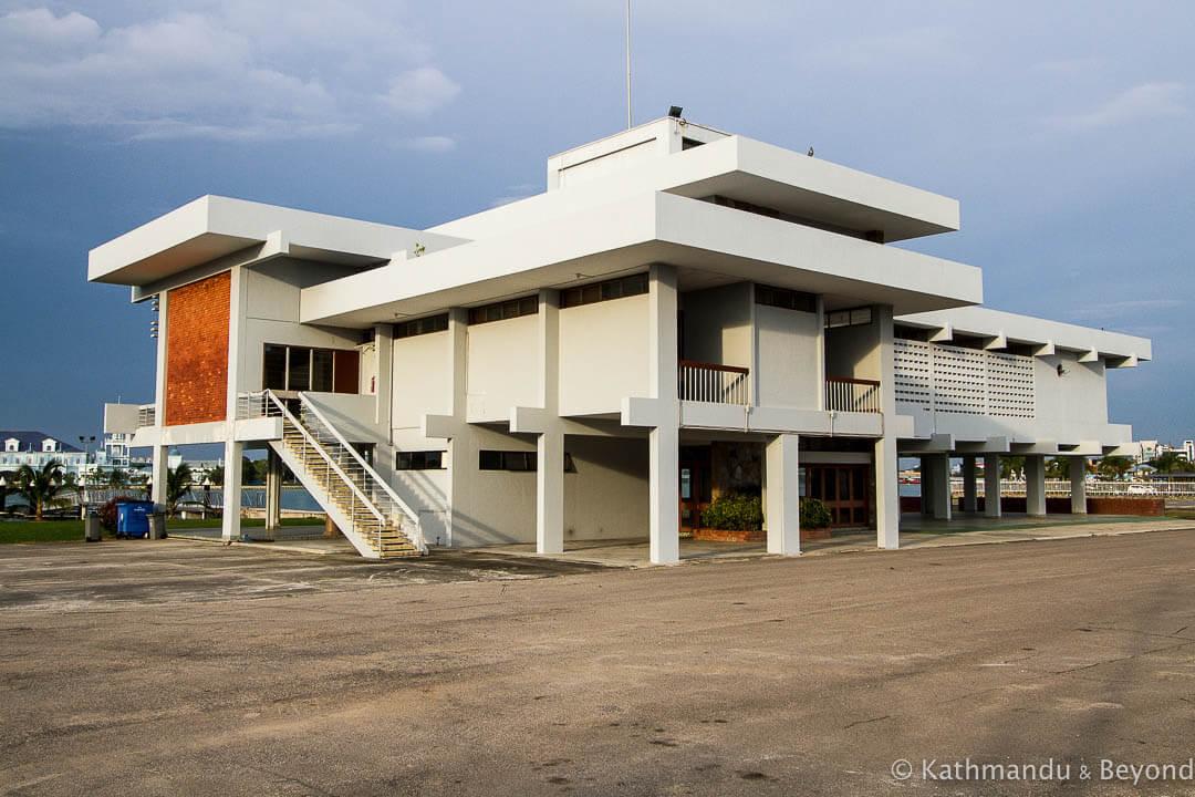 Royal Rest Palace (Palace of Muar) Muar Malaysia-2