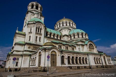 Travel Blog with posts featuring Bulgaria