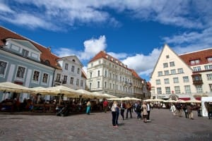 Travel Blog with posts featuring Estonia
