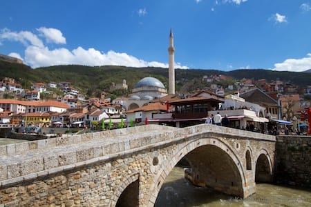 Travel Blog with posts featuring Kosovo