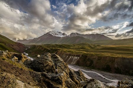 Travel Blog with posts featuring Kyrgyzstan