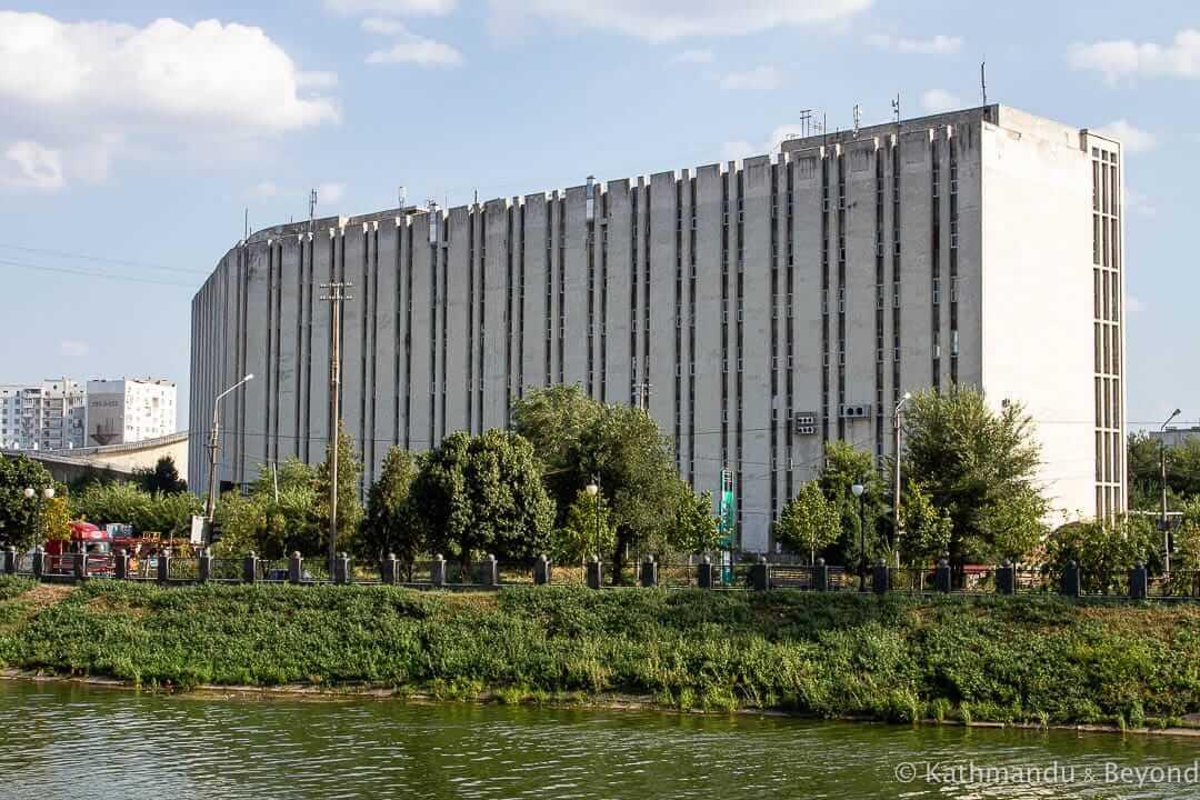 Ukrtelecom building Kharkiv Ukraine-1