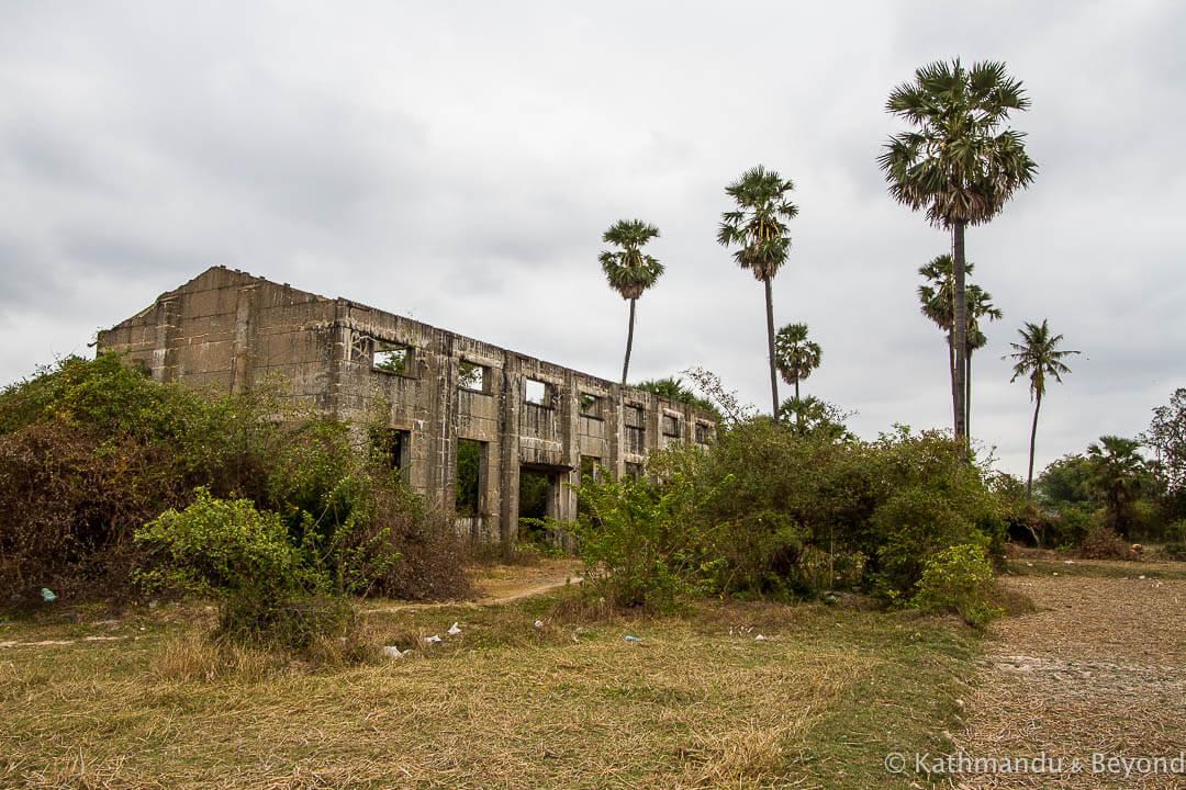 Kampong Chhnang Airport Kompong Chhnang Cambodia-19