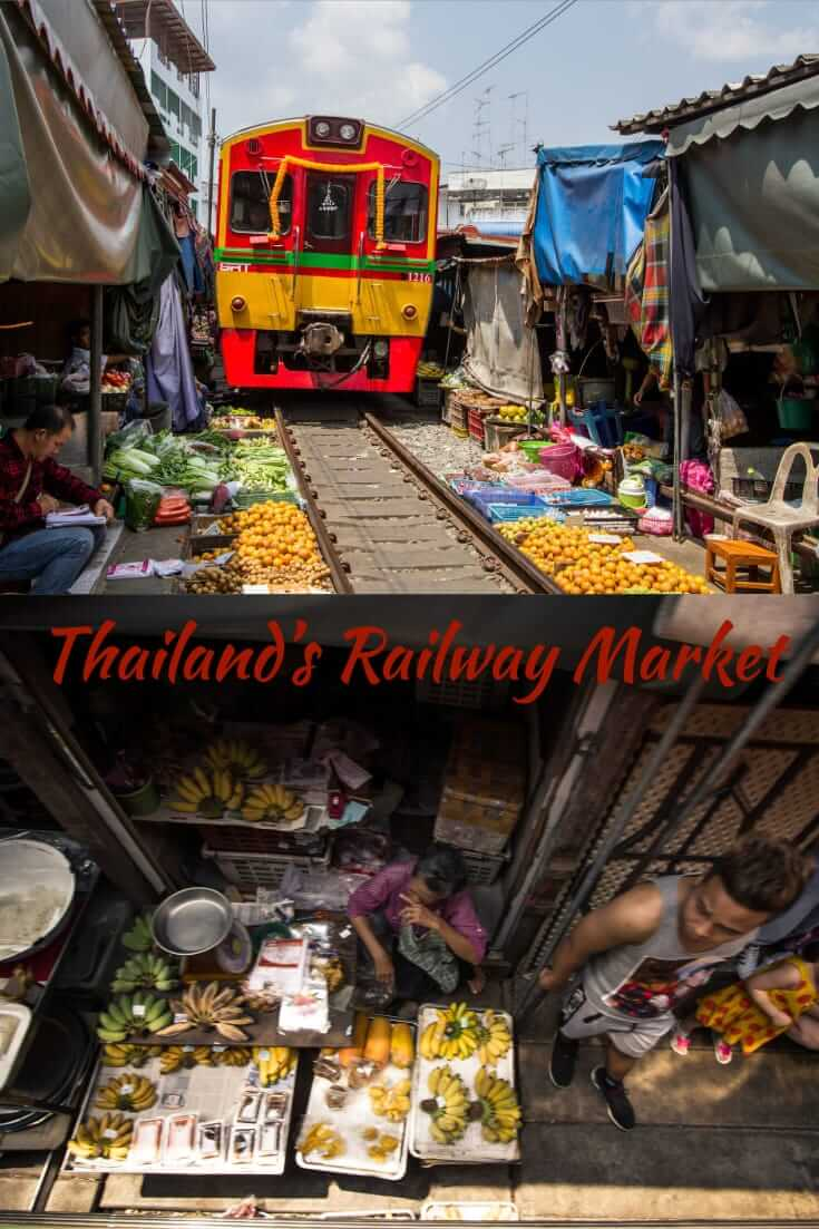 Guide to Thailand's Maeklong Railway