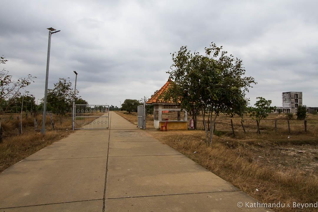 Kampong Chhnang Airport Kompong Chhnang Cambodia-36