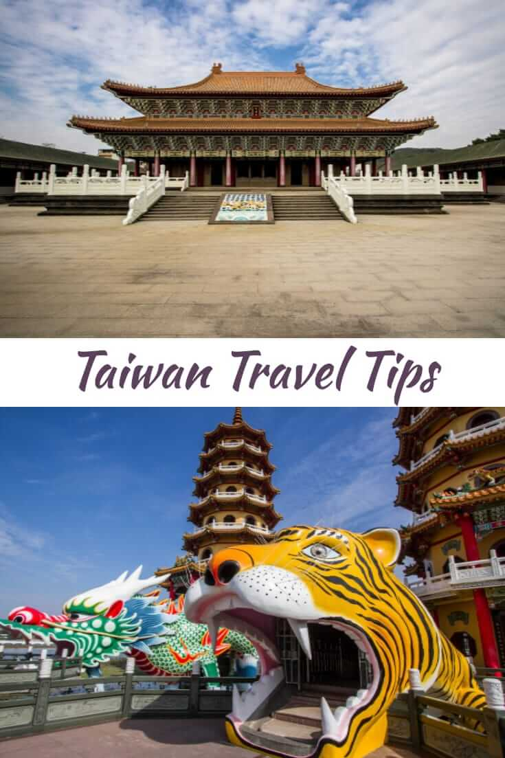 Taiwan Travel Tips - Things we learned after three weeks travelling around Taiwan
