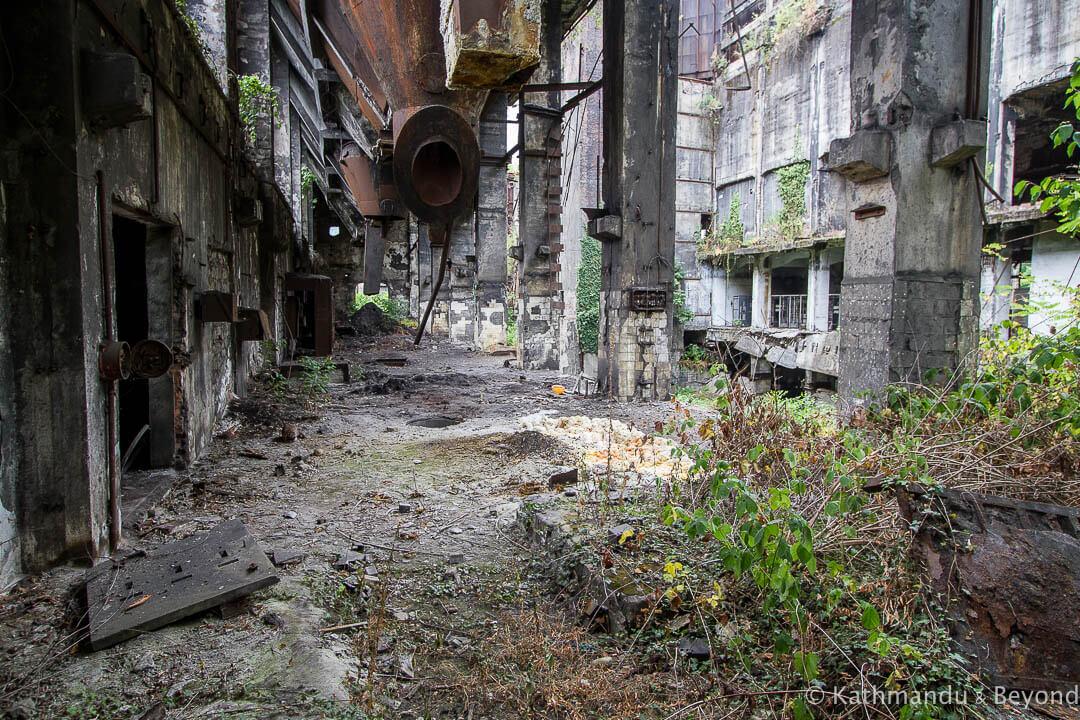 Thermal Power Plant Tkvarcheli Abkhazia-28