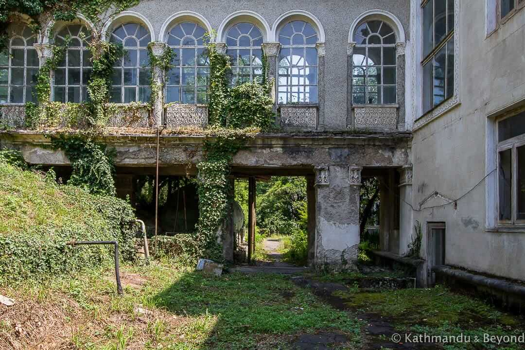Tskaltubo Spa Resort Tskaltubo Georgia | Abandoned Soviet Spa