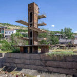Abandoned Armenia – A Former Swimming Pool in Yerevan