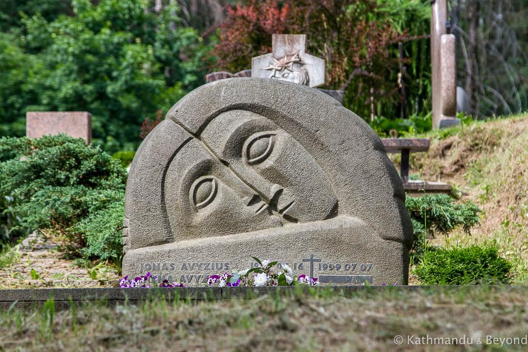 Antakalnis Cemetery Vilnius Lithuania-10