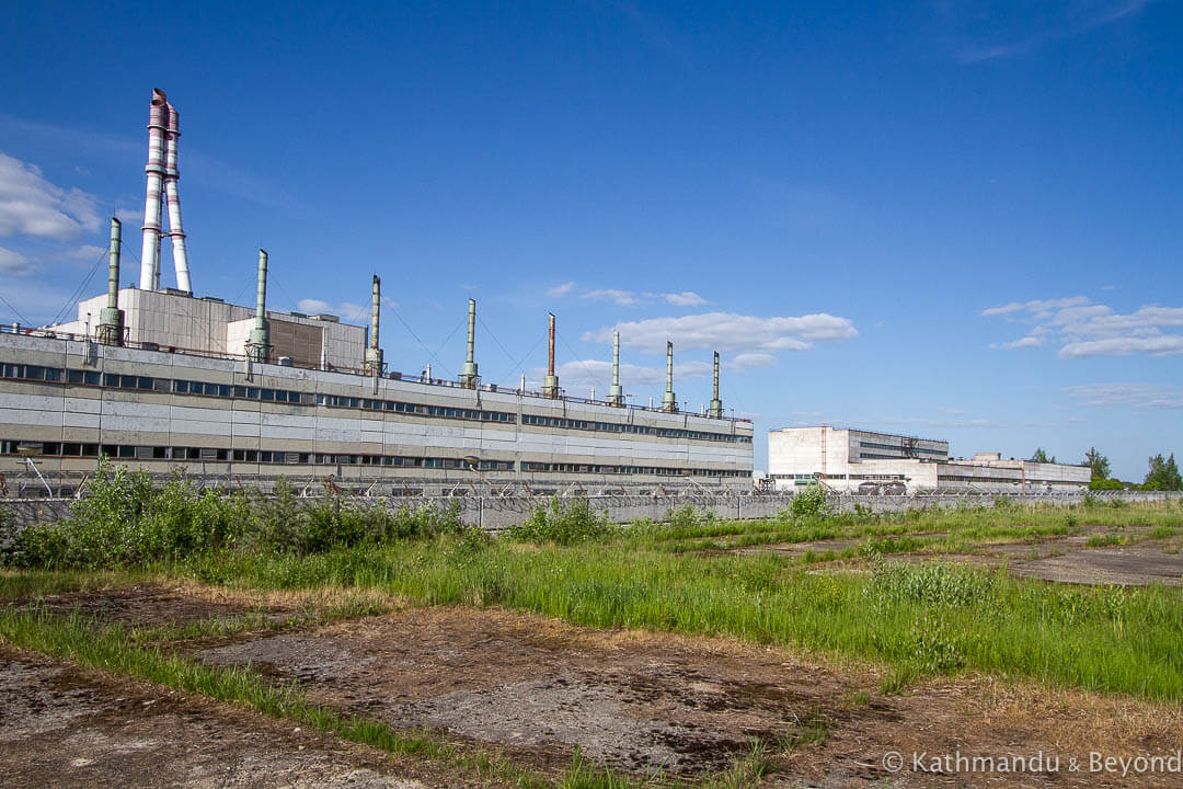 Ignalina Nuclear Power Plant Visaginas Lithuania-13