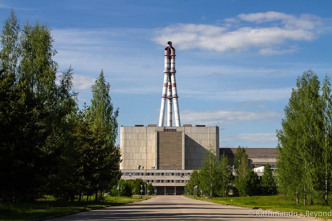 Ignalina Nuclear Power Plant Visaginas Lithuania-2