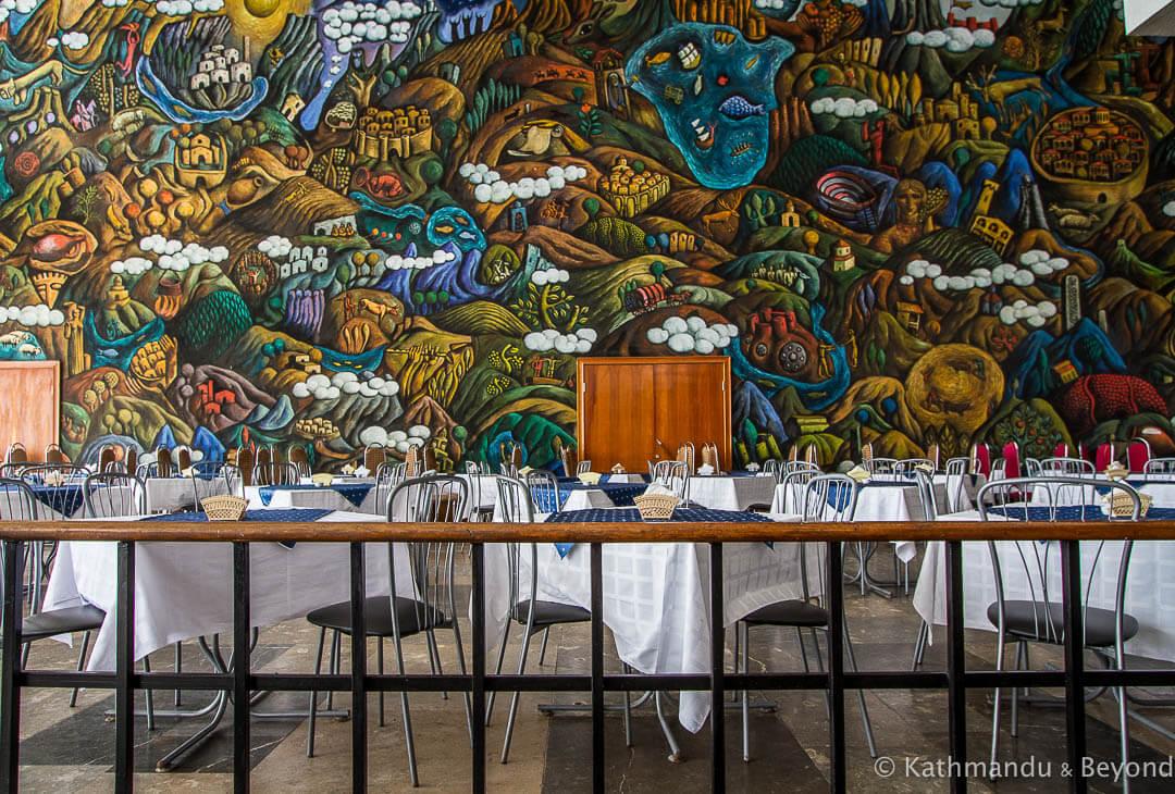 Kurzal Restaurant Pitsunda Abkhazia-4