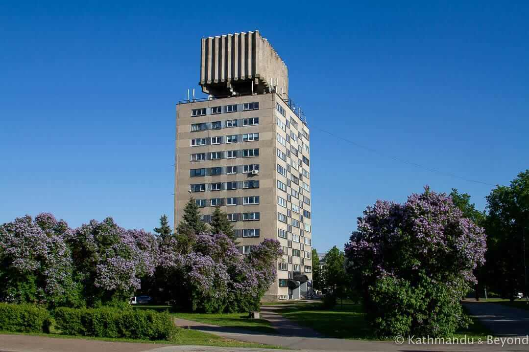 Veetorn Residential (Water Tower Residential) Narva Estonia-3