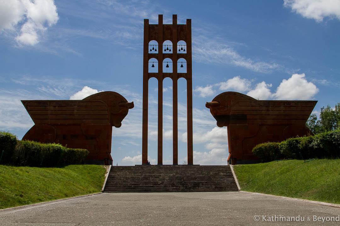 Sardarapat Memorial Araks Armenia_-25