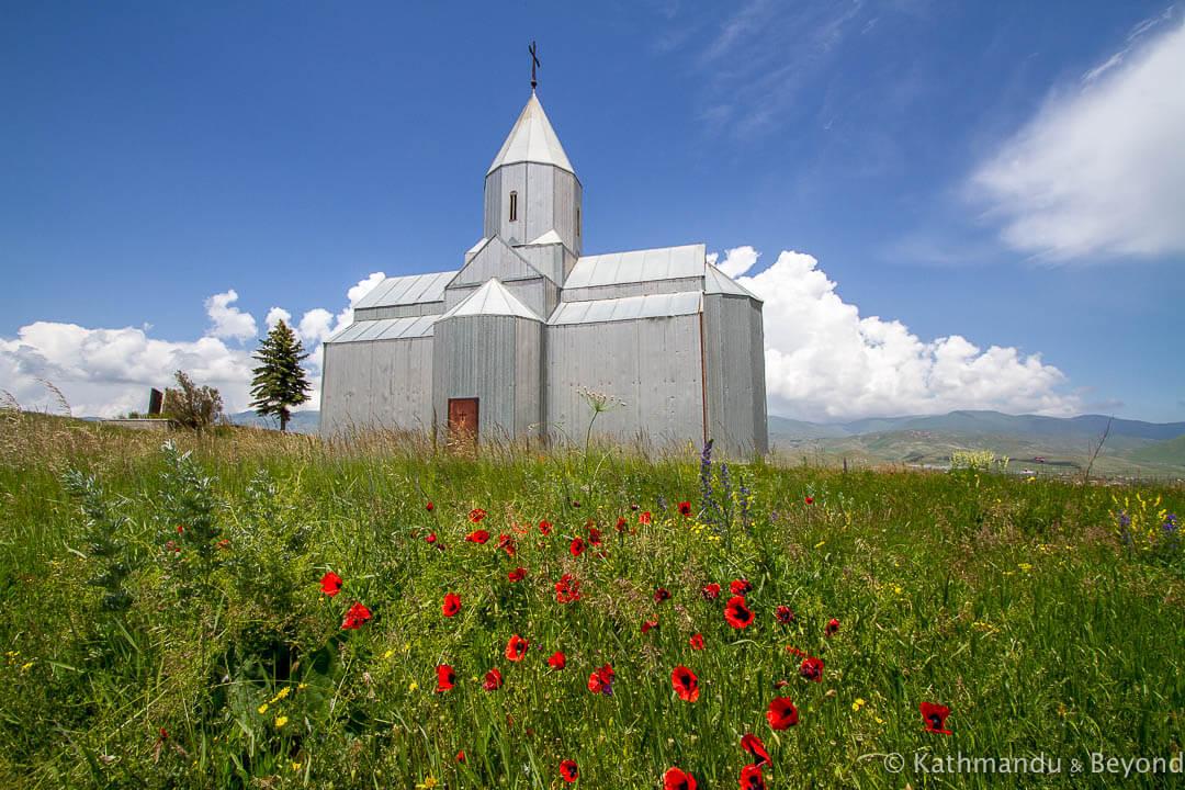 Spitak cemetery Spitak Armenia-5