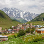 Travel Shot | Ushguli Village in Upper Svaneti, Georgia