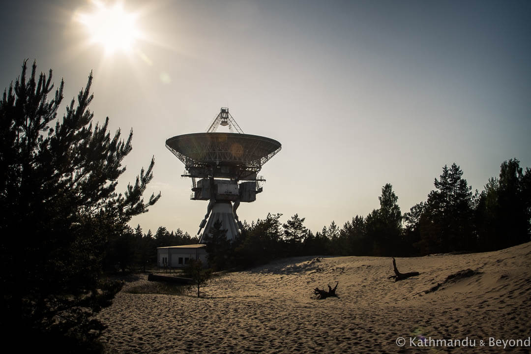 Ventspils International Radio Astronomy Centre Irbene Latvia-7