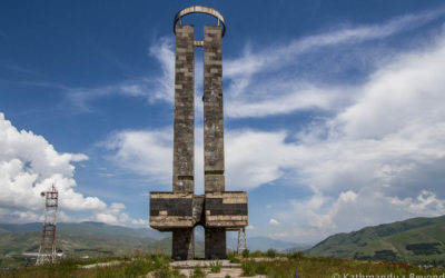 Memorial to the Victims of the 1988 Earthquake