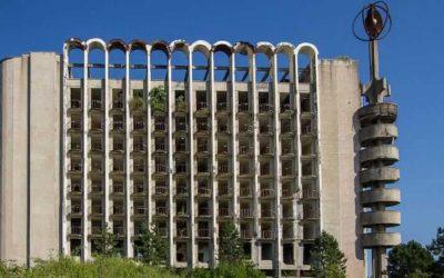 Abandoned Abkhazia: Eshera Sports Complex