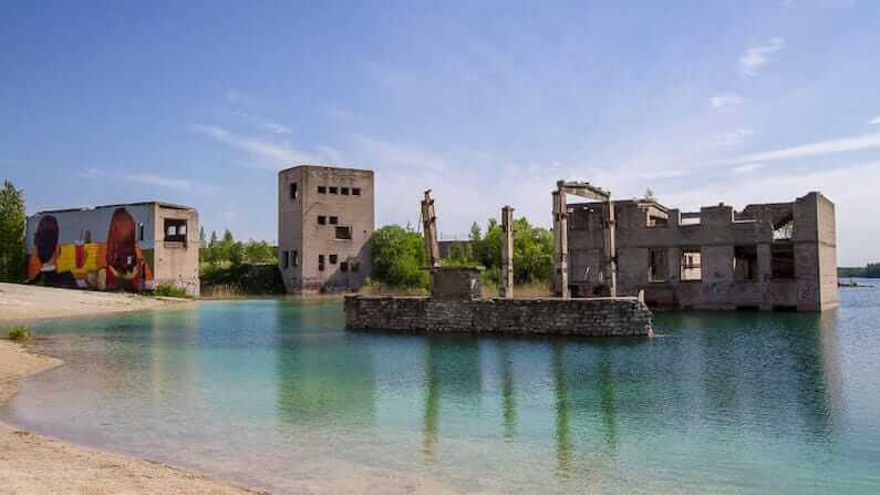 Abandoned Estonia: Rummu Prison