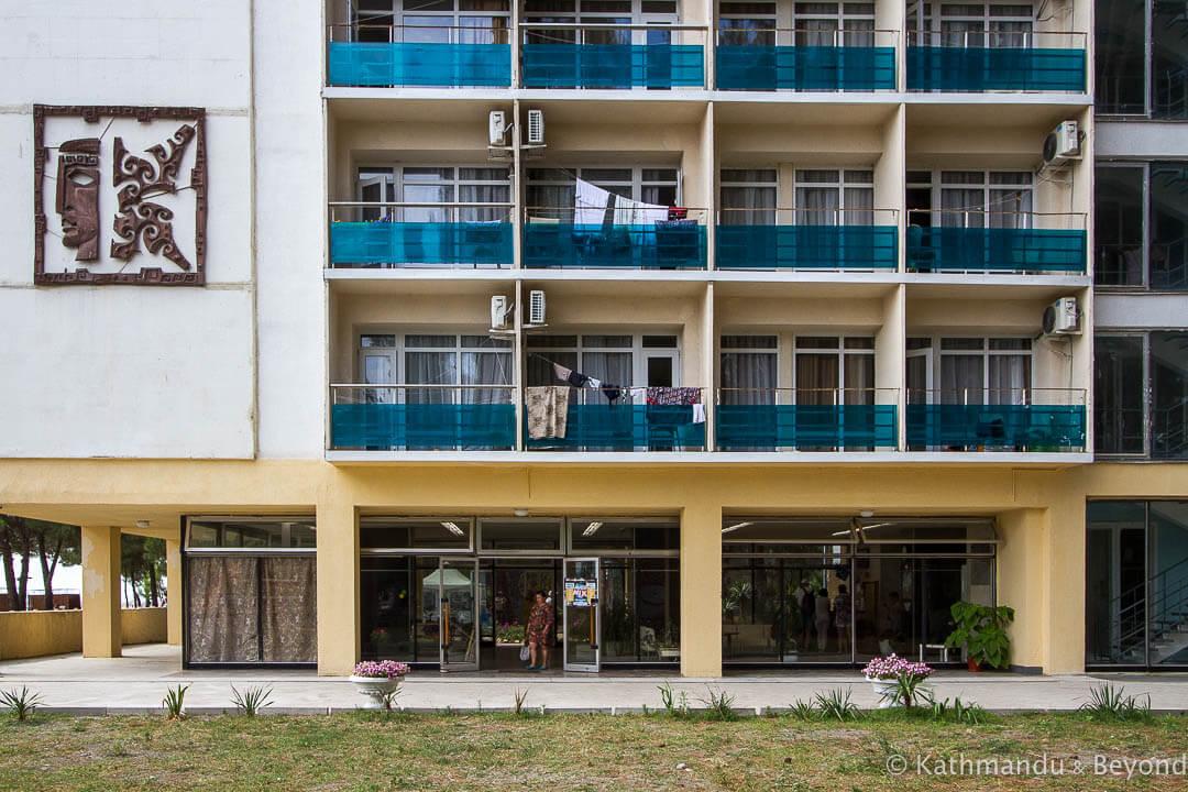 Bzyb Hotel Pitsunda Abkhazia-3