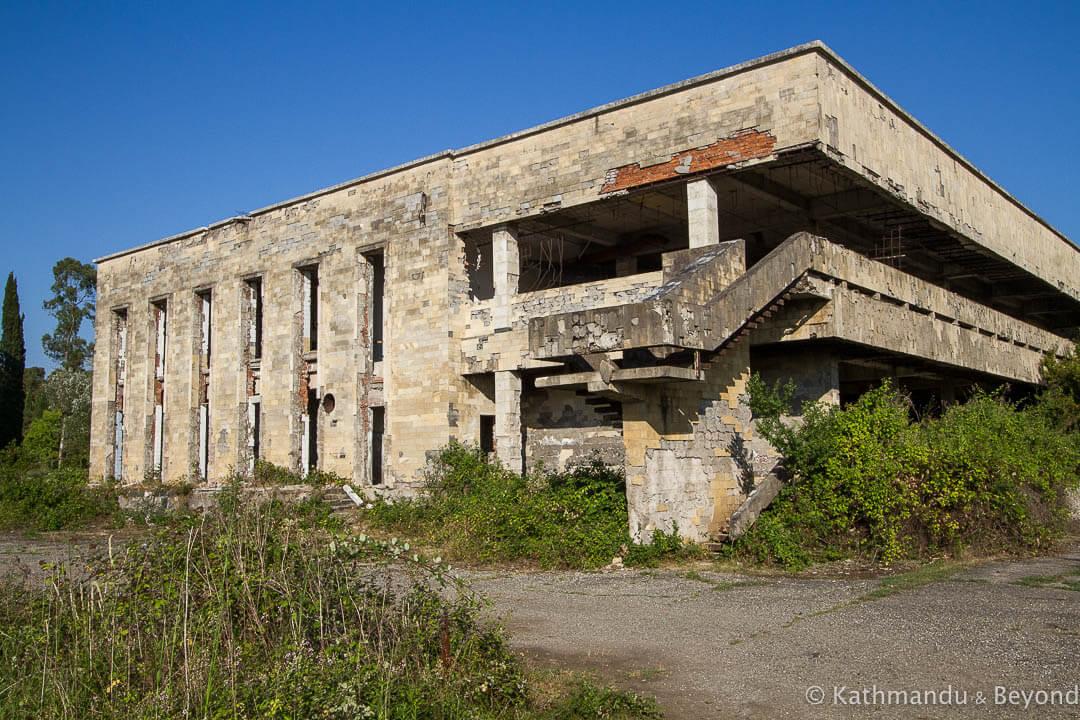 Escher Sport Complex Eshera Abkhazia-39