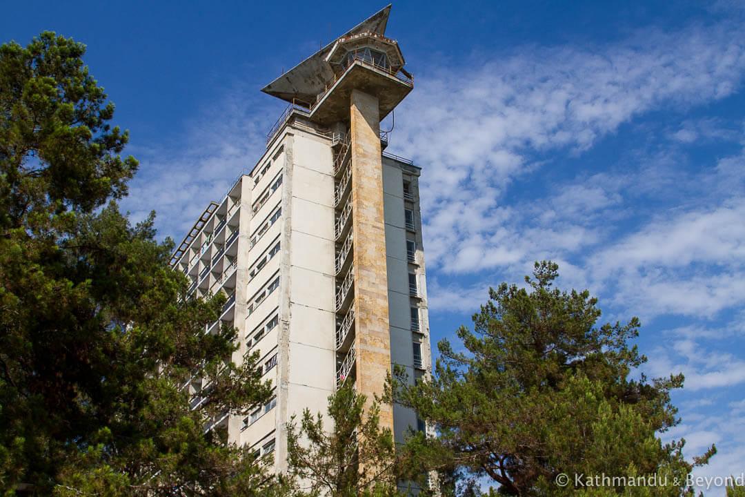 Hotel Mayak Pitsunda Abkhazia-3