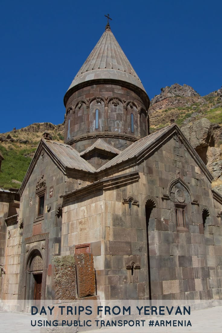 Independent Day Trips from Yerevan, #Armenia #travel #Caucasus