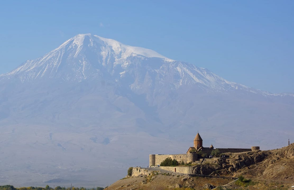 Khor Virap | Day trips from Yerevan