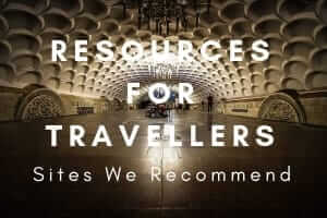 RESOURCES FOR TRAVELLERS