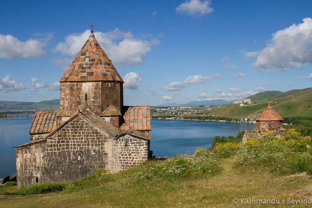 Sevan Monastery Lake Sevan Sevan Armenia | Day trips from Yerevan