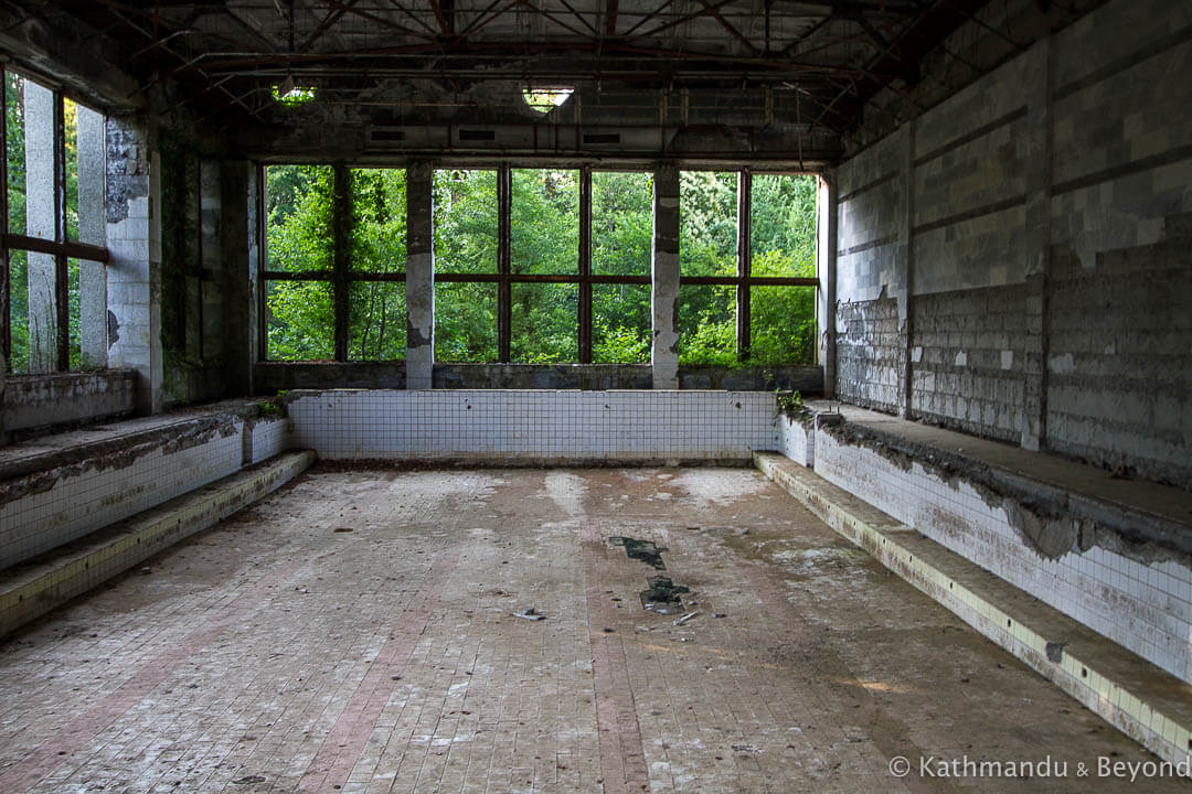 The Sanatorium of the Ministry of Defence of the USSR Eshera Abkhazia-7