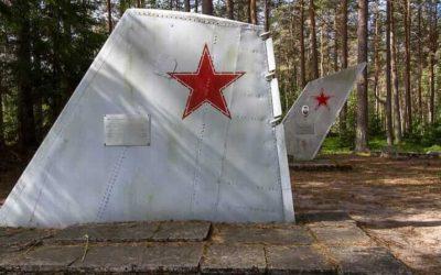 Off-the-Beaten-Track Estonia: Amari Pilot Cemetery