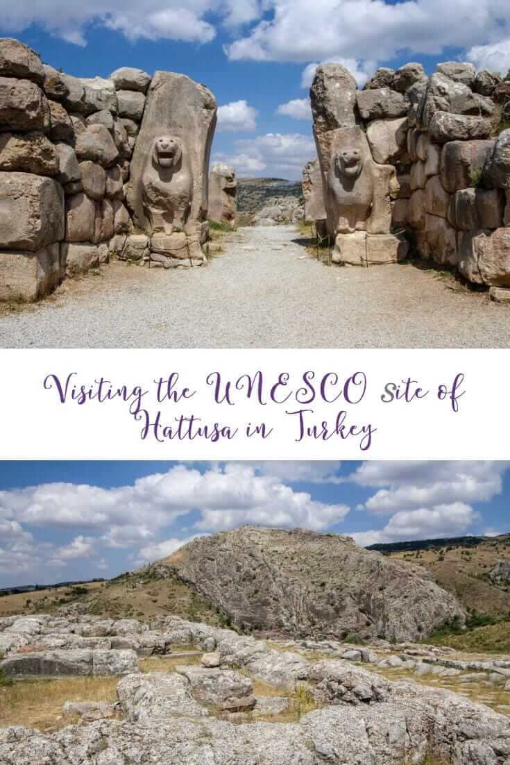 Visiting the UNESCO site of Hattusa in Turkey